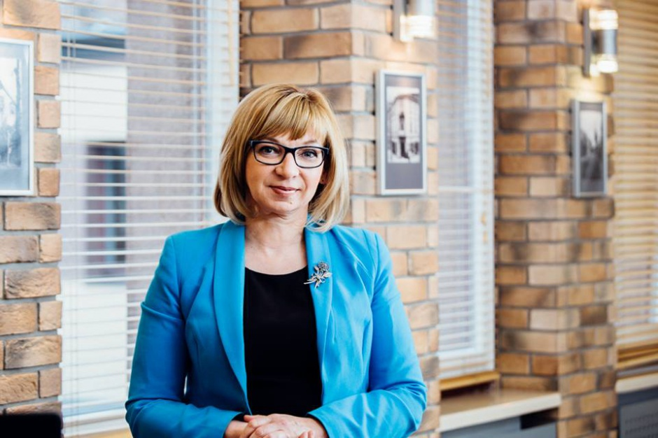 Samorządowiec Roku: Elżbieta Radwan najlepsza wśród prezydentów i burmistrzów