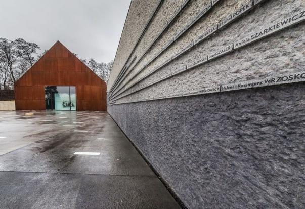 Muzeum Polaków ratujących Żydów podczas II wojny światowej im. Rodziny Ulmów w Markowej (fot.umwp.pl)