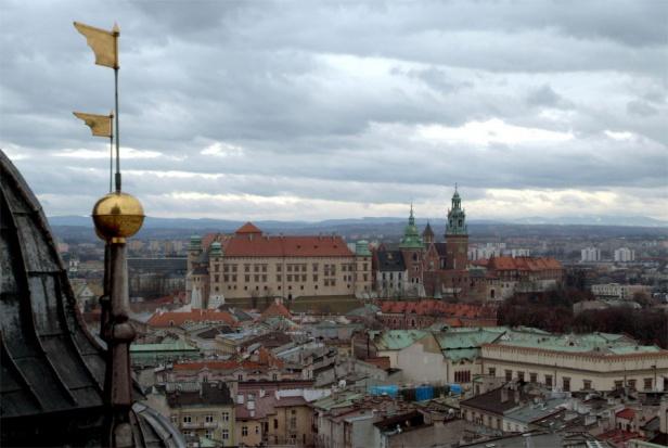 Smog: Stan powietrza w Krakowie powoli się poprawia
