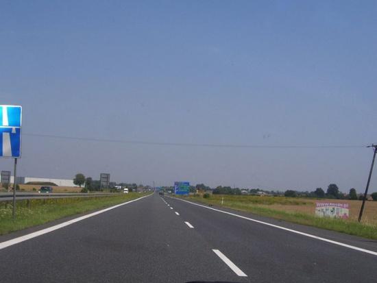 Łódzkie: Utrudnienia w ruchu na odcinku autostrady A1