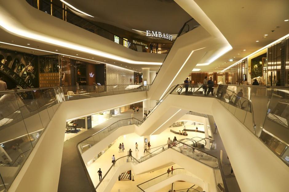 Centra handlowe nastawiają się na mniejsze miasta