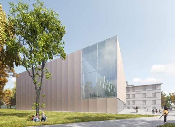 Rybnik: Ponad 16 mln zł z UE na budowę sali koncertowej szkoły muzycznej