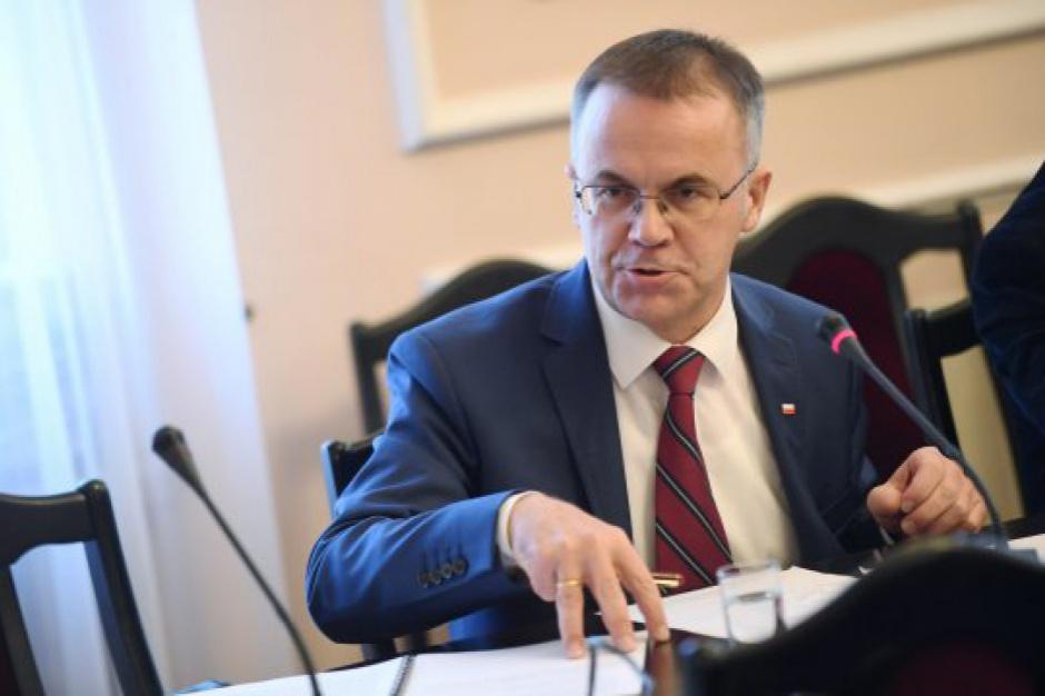 Jarosław Sellin: Kończymy wieloletni program realizacji MIIWŚ