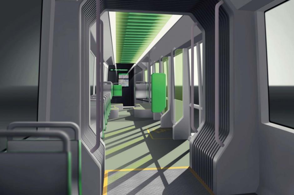 Nowe niskopodłogowe tramwaje dla Poznania