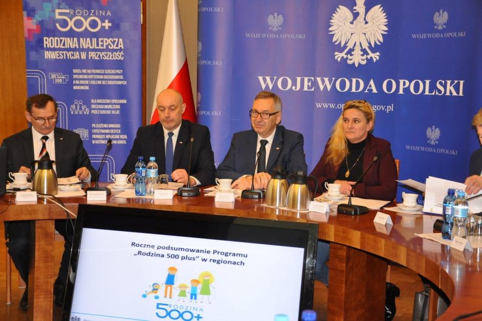 Stanisław Szwed: Nie sprawdziły się obawy przed marnotrawieniem pieniędzy z programu 500 plus