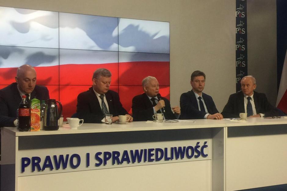 Jarosław Kaczyński: Wybory samorządowe bardzo ważne, od nich należy rozpocząć przygotowania