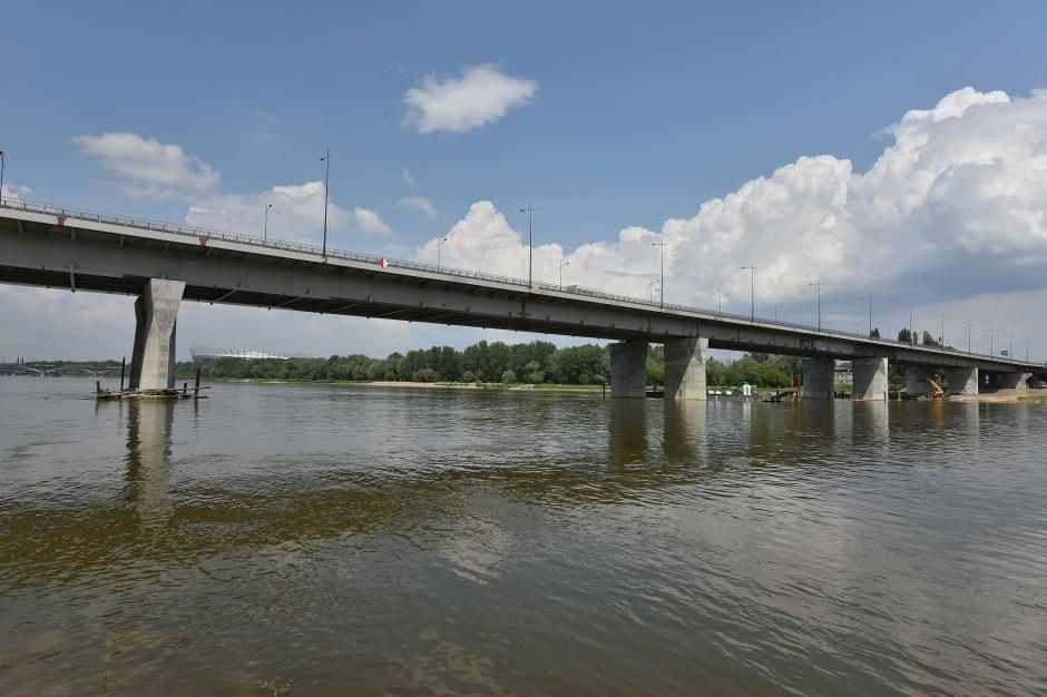 NIK skontrolowała remont mostu Łazienkowskiego w Warszawie: Były nieprawidłowości i uchybienia