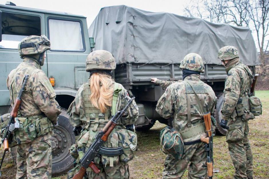Mazowieckie: Wojska Obrony Terytorialnej coraz popularniejsze