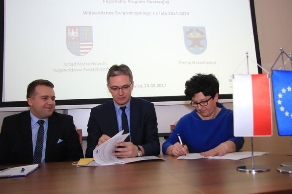 Świętokrzyskie gminy dostaną 13 mln zł z UE na usługi społeczne