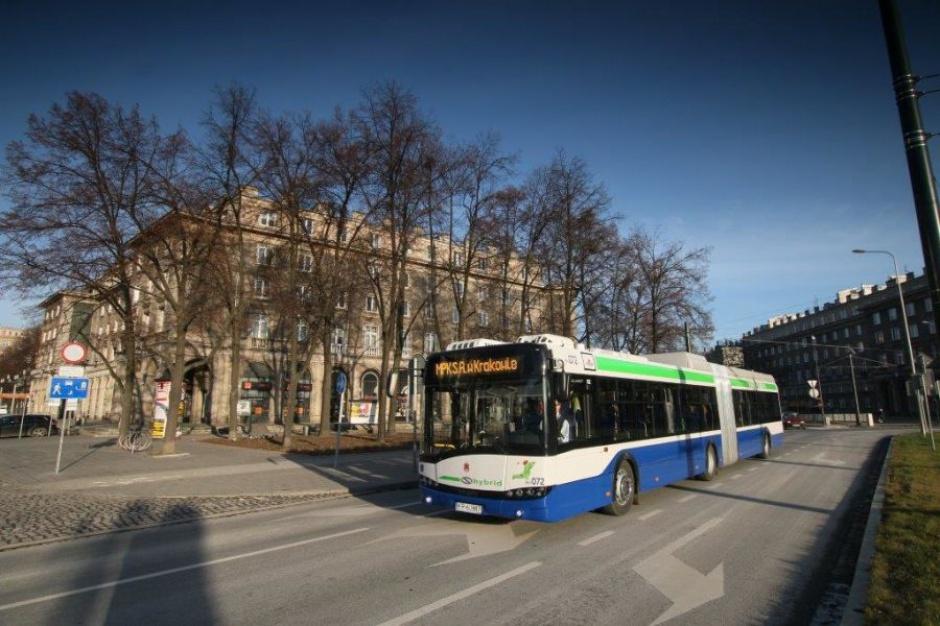 Kraków: Zmiany w komunikacji miejskiej. Więcej, częściej i wygodniej