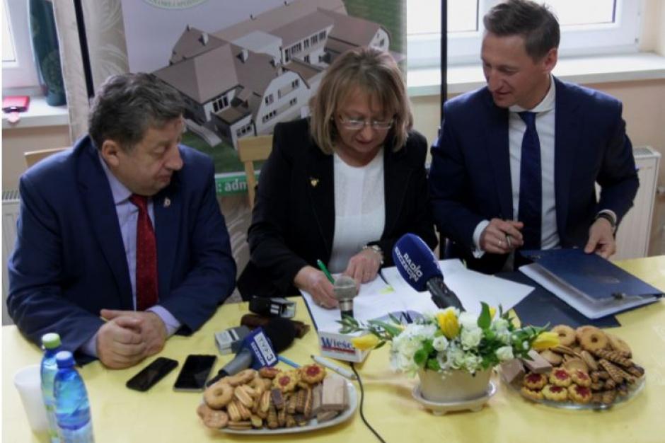 Będzie rozbudowa hospicjów w Koszalinie, Tanowie oraz Darłowie