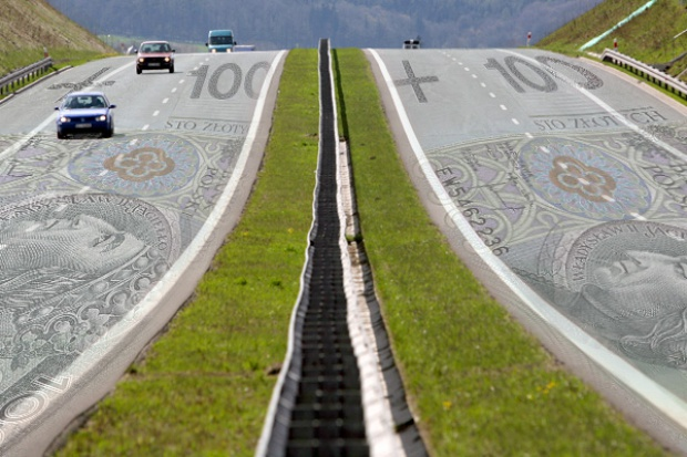 Ponad 158 mln zł więcej na inwestycje drogowe w 4 miastach