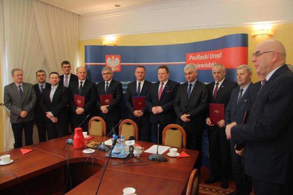 Podlaskie: 4,9 mln zł dla samorządów na usunięcie skutków kataklizmów