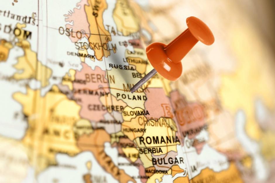 Sila regionów w UE: Mazowsze najwyżej, Polska daleko
