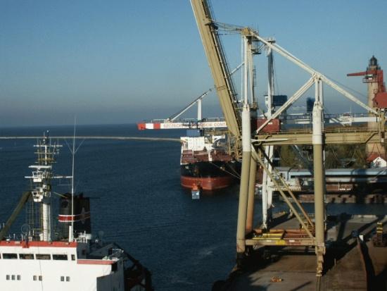 Szczecin, Świnoujście: Modernizacja portów za pieniądze z EBI