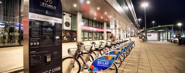 Warszawa i Opole uruchamiają wypożyczalnie rowerów