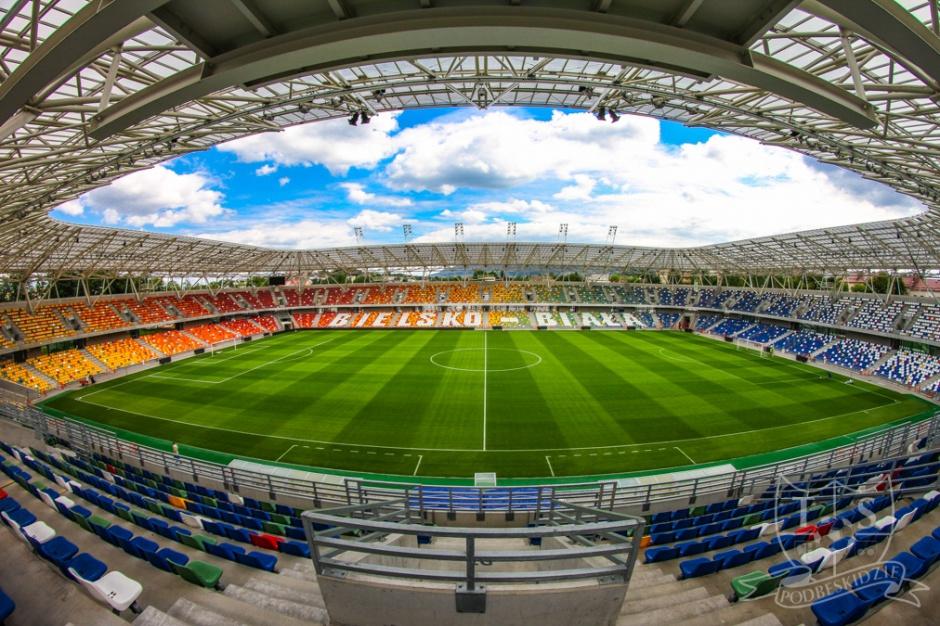 Polski stadion w finale Stadium of the Year