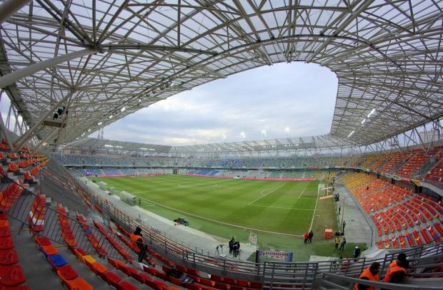 Stadion w Bielsku-Białej (fot.tspodbeskidzie.pl)