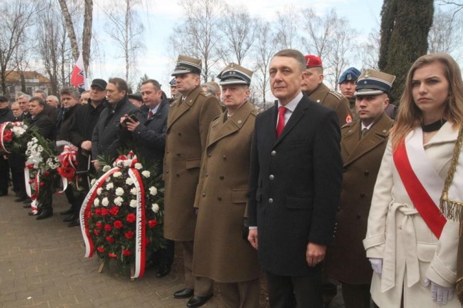 Kielce: Wojewódzkie obchody Narodowego Dnia Pamięci Żołnierzy Wyklętych