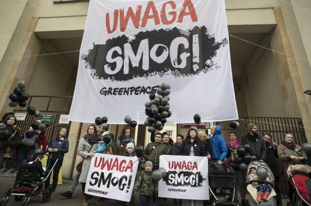 Ekolodzy: potrzebne nowe poziomy alarmowania o smogu