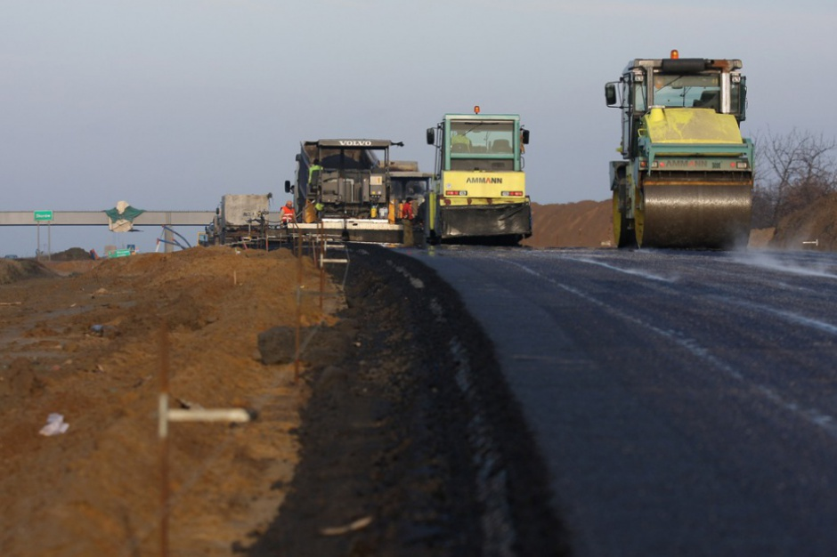 Kraków: Wkrótce zakończy się budowa drugiego odcinka obwodnicy wschodniej