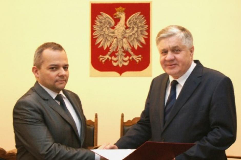 Dariusz Golec nowym prezesem ARiMR