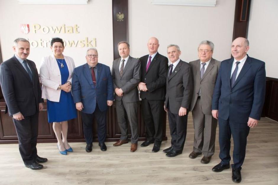 Stanisław Cubała przewodniczącym Związku Powiatów Województwa Łódzkiego