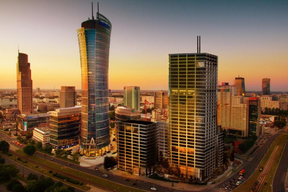 Wola nową stolicą biurowej Warszawy