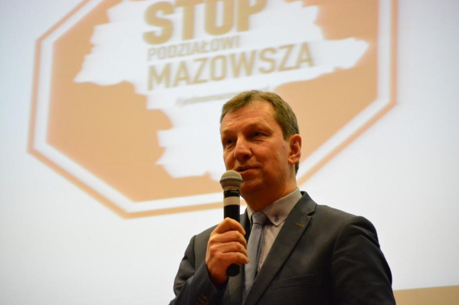 Andrzej Halicki: W wyborach samorządowych Jarosławowi Kaczyńskiemu chodzi o władzę absolutną