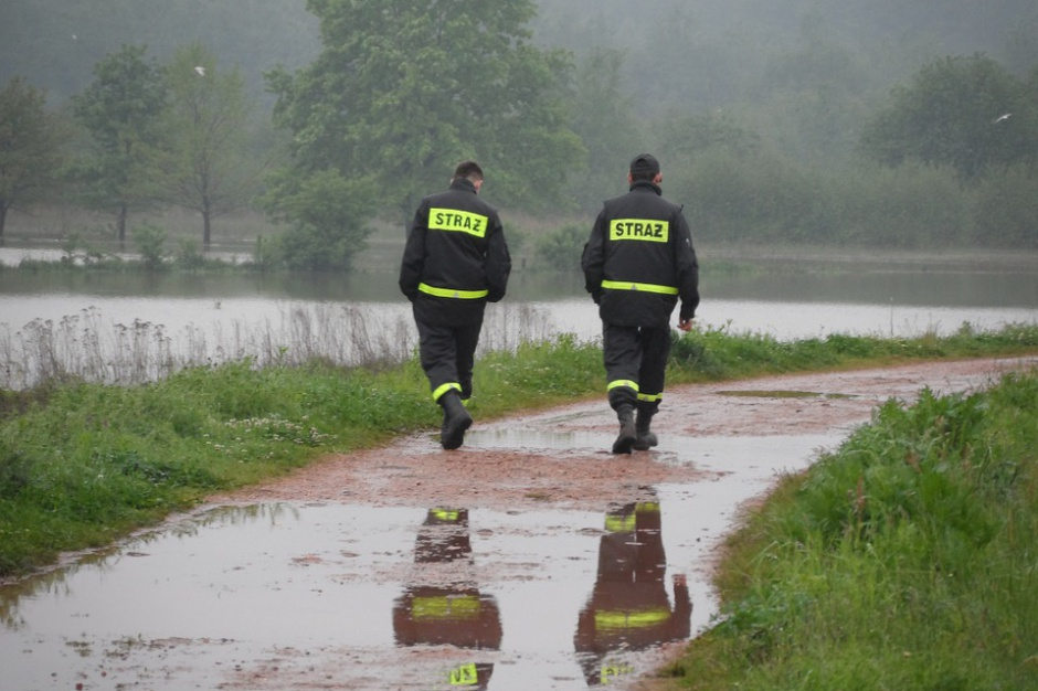 Ponad 150 interwencji strażaków w Małopolsce