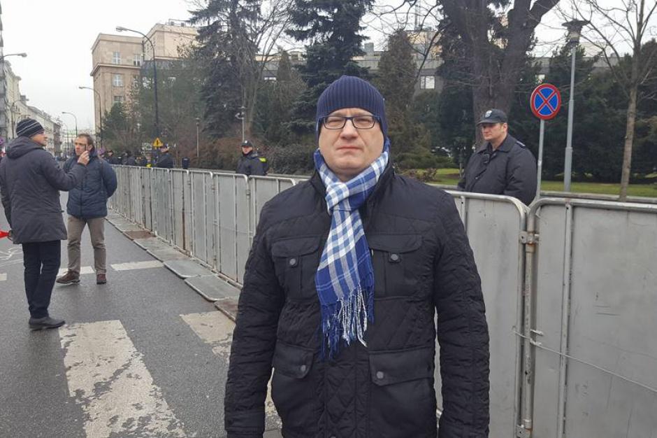 DTŚ. Poseł Paweł Bańkowski o prezydencie Jaworzna: Ma objawy schizofrenii politycznej