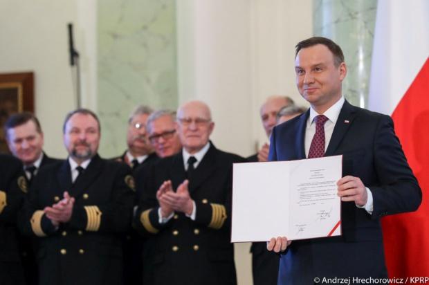 Prezydent ratyfikował porozumienie o rozwoju dróg śródlądowych