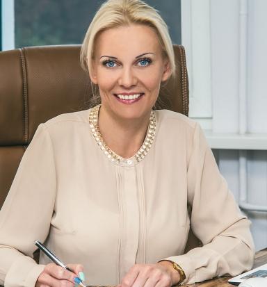 Agnieszka Siebert, sekretarz miasta Pucka (fot.puck.pl)