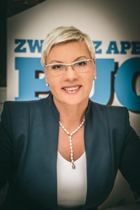 Lucyna Boike-Chmielińska, wiceburmistrzyni Pucka (fot.puck.pl)