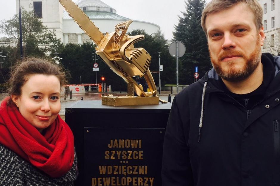 """Chcą dymisji ministra środowiska Jana Szyszko. Za """"rzeź drzew"""""""