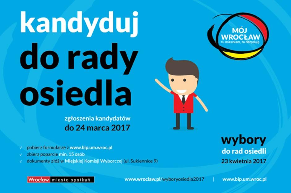 Wrocław szuka kandydatów do rad osiedli