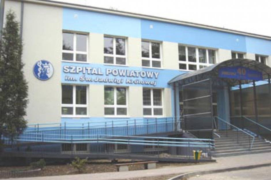 Powiaty: Sieć szpitali ma finansowe dziury
