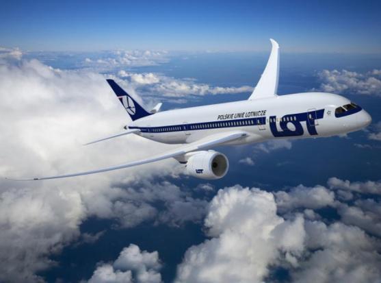 PLL LOT od czerwca zaczną latać między Warszawą a Stuttgartem