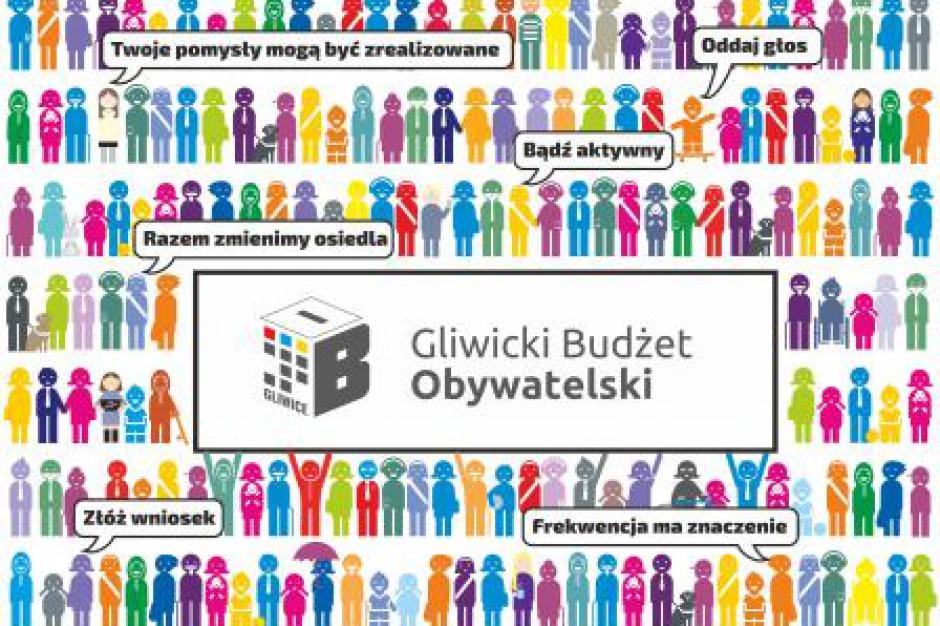 Gliwice: Rekordowo dużo propozycji do budżetu obywatelskiego