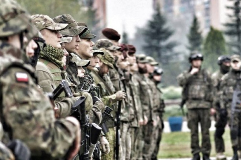 IBRiS: Wojska Obrony Terytorialnej są potrzebne