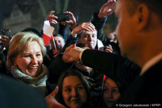Andrzej Duda: Ogromnie mi zależy, żeby Śląsk kwitł i się rozwijał