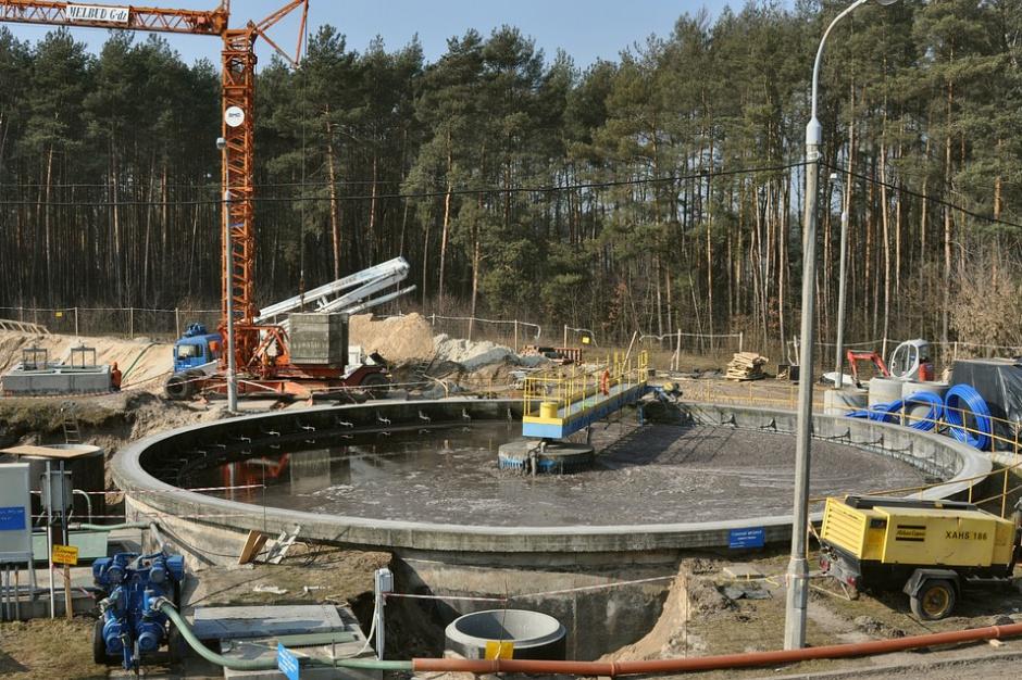 Podkarpackie: Oczyszczalnia w Partyni zostanie rozbudowana