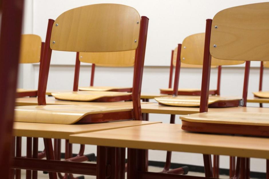Szkoła w Przejazdowie zamknięta przynajmniej do poniedziałku