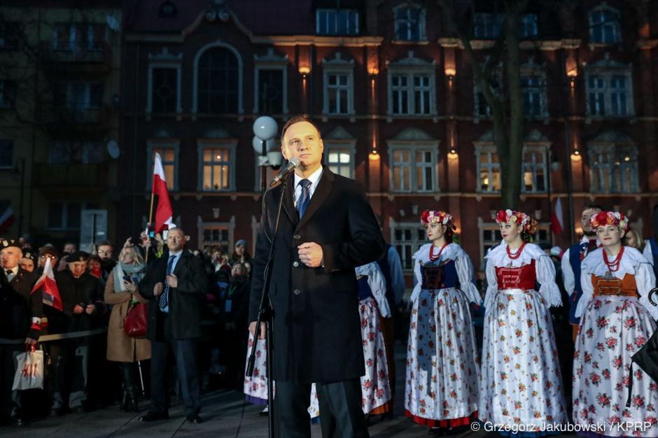Dzień sołtysa: Prezydent Andrzej Duda złożył życzenia sołtysom