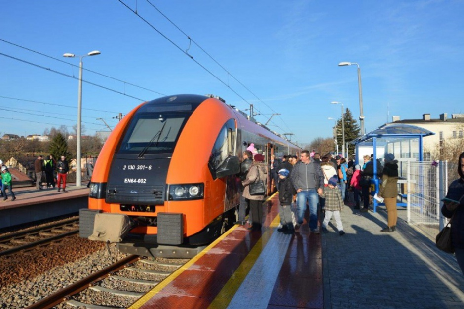 Małopolska. Zmiany w kolejowym rozkładzie jazdy