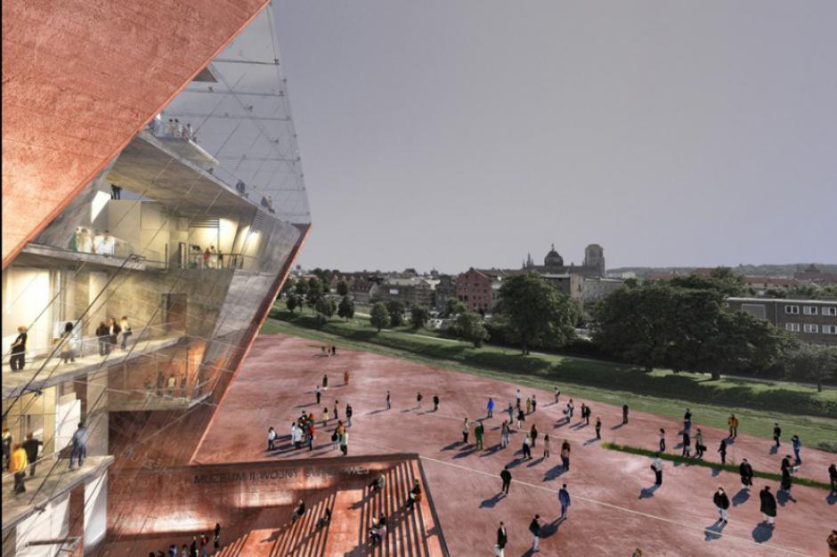 Gdańsk. 23 marca otwarcie Muzeum II Wojny Światowej