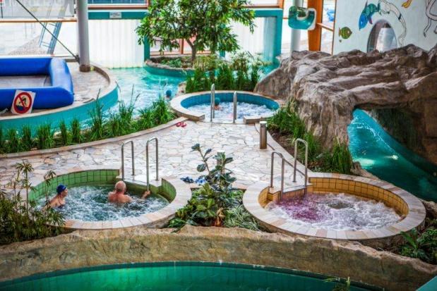 Aquaparki mogą na siebie zarabiać. Są przykłady
