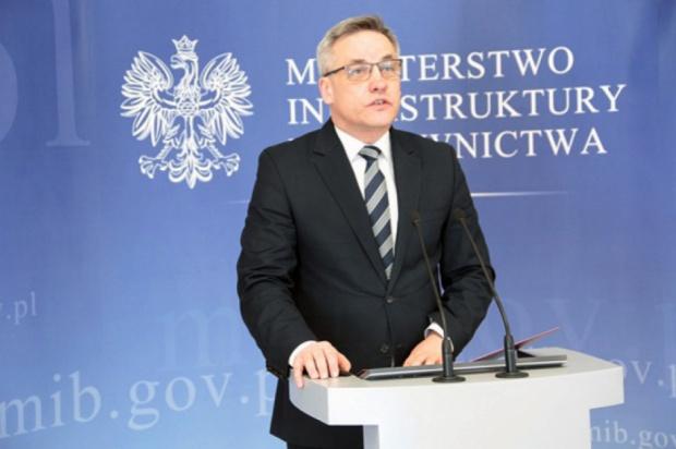 Jerzy Szmit: Można ogłaszać II etap przetargu na budowę S7 pod Skarżyskiem-Kamienną