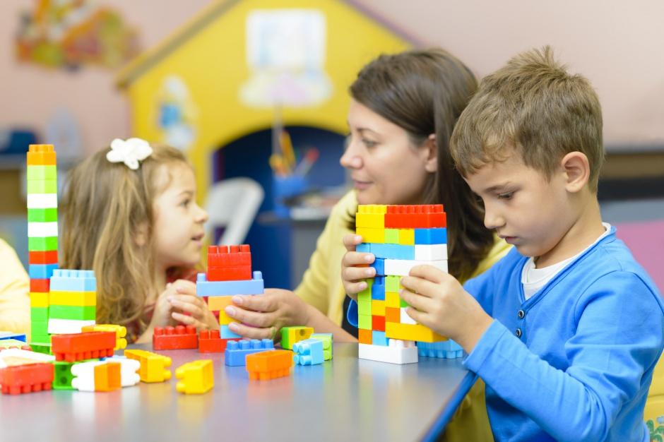18 mln zł z UE wesprze tworzenie nowych miejsc w przedszkolach na Podlasiu