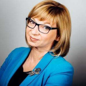 Elżbieta Radwan - radny miasta Wołomin po wyborach samorządowych 2014